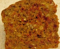 Karotten-/Rote Beete Brot
