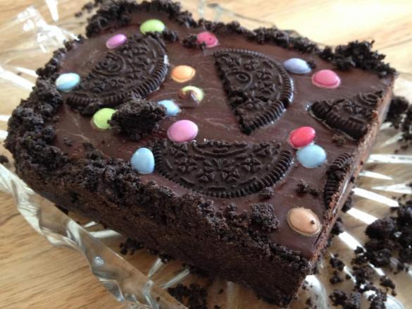 Oreo Keks Kuchen A La Kalter Hund Von Joldebeer Ein Thermomix
