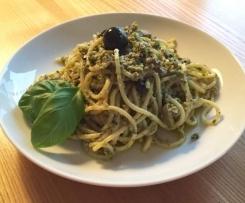 Oliven-Pesto - einfach und superlecker!