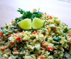Avocado-Koriander-Krautsalat