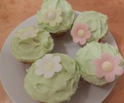 Klassische Cupcakes