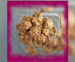 vegane Protein-Schoko-Kekse