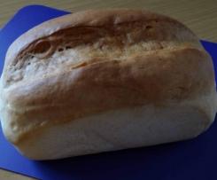 Weißbrot wie vom Bäcker