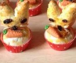 Osterhasenmuffins