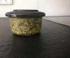 Basilikumpesto Basilikum Pesto Vegan schnell