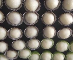 Kokospraline ohne Ei