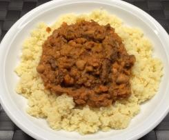 Rindfleischtopf mit Couscous