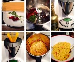 Spaghetti All'Olio e Peperoncino