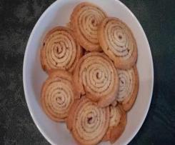 Zimtschnecken-Kekse auf die Schnelle