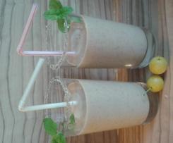 Mirabellen-Bananen Milchshake (MiBa-Shake:)