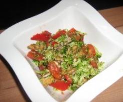 Wellness Salat - Brokkoli Rohkost