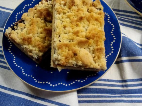 Pflaumenmus Streusel Kuchen Von Dr Quincy Ein Thermomix Rezept