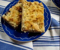 Pflaumenmus-Streusel-Kuchen