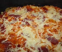 Nudel-Auflauf á la Lasagne