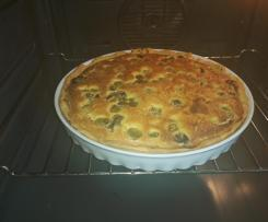 Stachelbeer-Pie