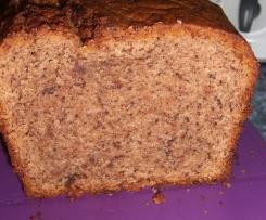 Weißweinkuchen mit Zartbitterschokolade Orginalrezept von Oma Liesel