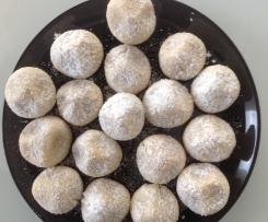 Amaretti (weiche Mandelplätzchen)