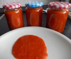 Ingwer - Ketchup