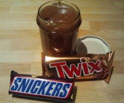 Snickers-TwixAufstrich