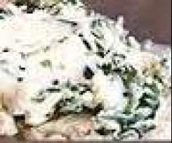 Kräuter Frischkäse fettreduziert