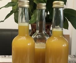 Ingwer-Zitronen- Orangen-Shot