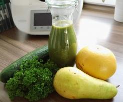 Natürlich Pfunde loswerden - Grüner Smoothie nach Victoria Boutenko