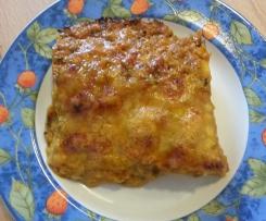 Bauernpizza Variation