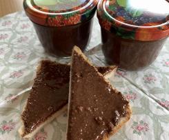 Schokoaufstrich/Schokoladencreme *ohne Zucker*