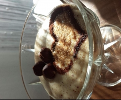 Hasel - Nuss - Pudding