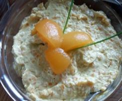 Aprikosen - Curry - Ingwer Aufstrich
