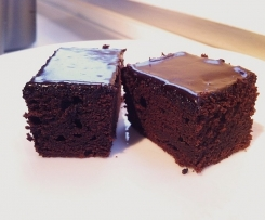 Brownies mit Frosting
