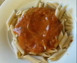 Tomaten-Dattel Sauce