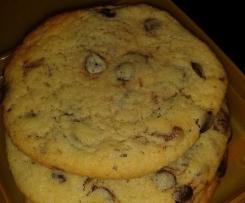 Cookies - wie beim bekannten Amerikaner