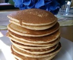American Pancakes - mega fluffig