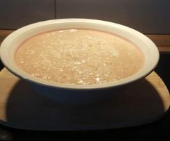 Reismilch - Milchreis, vegan