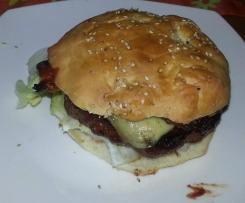 Hot Dog- oder Hamburger-Brötchen