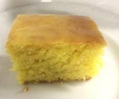 Einfacher Zitronenkuchen vegan milchfrei, Eifrei, laktosefrei  100% Geschmack :-)
