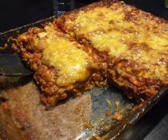 Variation von weltbeste Lasagne