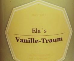 Ela`s Vanille-Traum