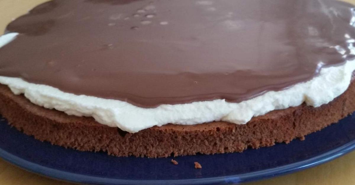 Kuchen mit ritter sport rum