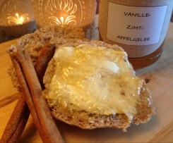 Vanille-Zimt-Apfelgelee