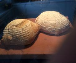 Dinkelbrot mit Brühstück (2 Brote a 750g)