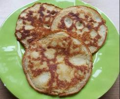 Cashew - Hirse - Pfannkuchen, vegan & glutenfrei