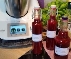 Himbeer-Balsamico-Essig...Rezept des Tages v. 31.07.16 !!!
