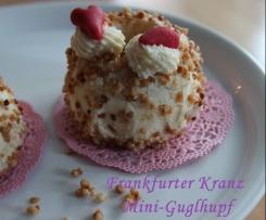 Frankfurter Kranz Mini Guglhupfe aus der Backstube