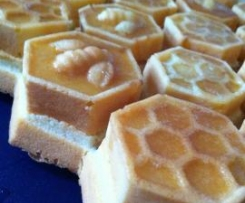 Honig-Zitronen-Kuchen