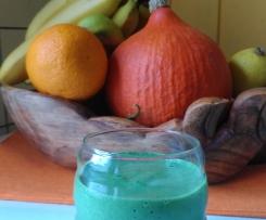 Grüner Smoothie Paleo, vegan