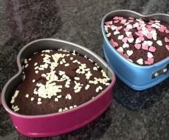 Saftiger Schokoladenkuchen (Gugelhupf)