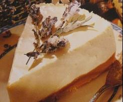 Frischkäsetorte a la Provence