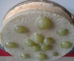 Varoma Quarkkuchen mit Fruchtspiegel WW-geeignet